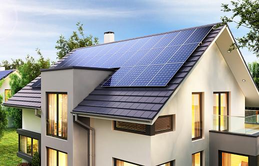 leads panneaux photovoltaiques